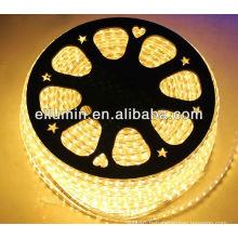 Bande lumineuse menée flexible de 220v 5050/3528