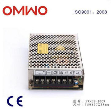 Блок питания Nes-100 Ce LED 12V с металлическим корпусом