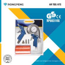 Rongpeng R8031k6 6PCS Kits de herramientas neumáticas