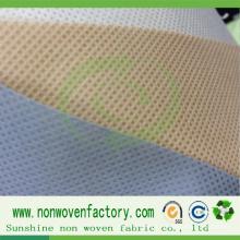 Fábricas não tecidas dos tecidos dos PP