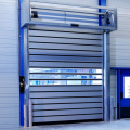 Aluminium Spiral Insulated Roll up Door
