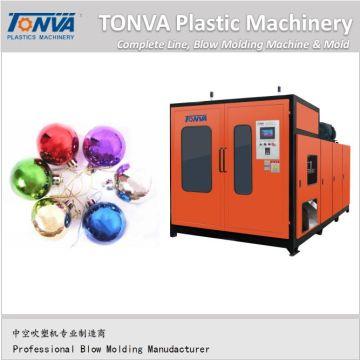 Bola de plástico automática do Natal que faz a máquina