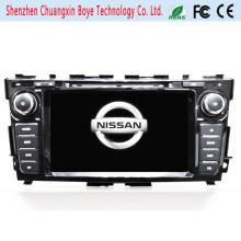 Carro DVD / MP3 / MP4 / Audio / Vídeo / USB Player para Nissan Novo Teana