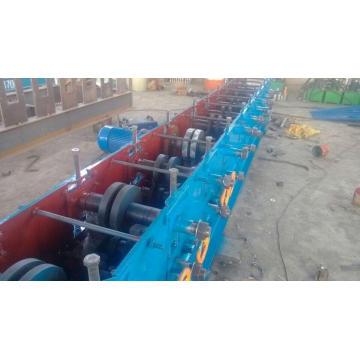 Профилегибочная машина для производства гофрированных стальных канавок