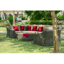 Synthetic Rattan Wicker Sofa Set