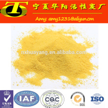 GB/T standard Al2O3 27-30% poly aluminium chloride for water purification