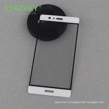 Шэньчжэнь Фабрика в шоке! Для Huawei P9 2.5D полное покрытие из закаленного стекла протектор экрана