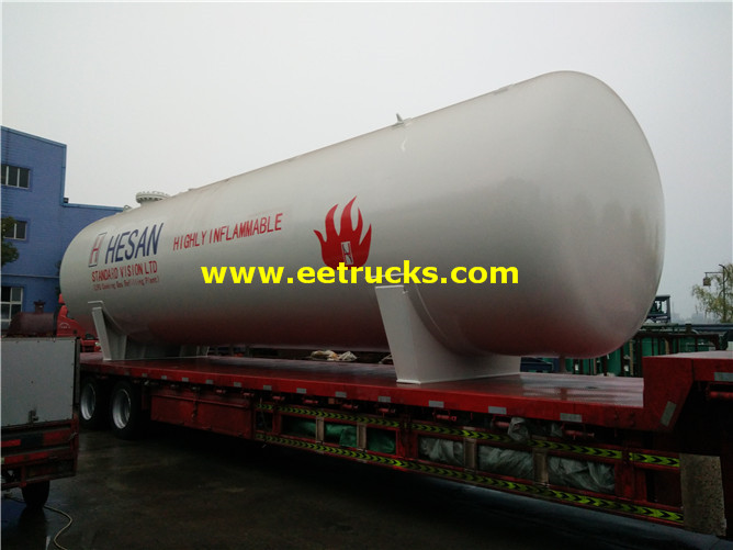 Domestic LPG Cooking Gas Tanks