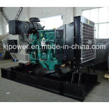 Générateur de puissance 85 kVA alimenté par Volvo Diesel Engine (TAD520GE)