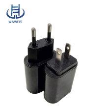 Adaptateur de téléphone portable chargeur mural USB 5V 2.1A