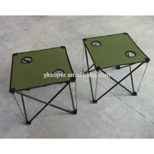 New inventions china outdoor portable folding table and chair set
