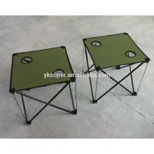 Novas invenções China porta portátil de mesa e mesa de dobrável portátil