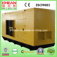50kVA Soundproof Diesel Generator with Cummins Engine