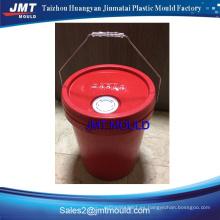 Máquina de moldeo de cubo de inyección de plástico 25L