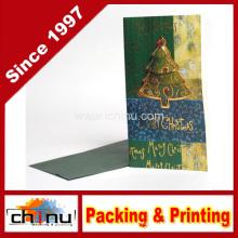 Wedding/Birthday/Christmas Greeting Card (3321)