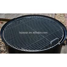 PTFE grade de churrasqueira grill churrasqueira
