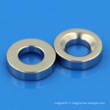 NdFeB Ring Neodymium Rare Earth Magnet