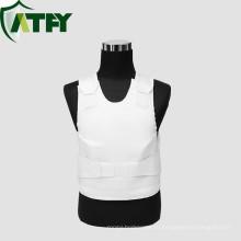 Водонепроницаемая скрытая бронежилет Внутренняя баллистическая легкая пуленепробиваемая рубашка для защиты тела