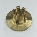 Custom Brass Elektrische Komponenten Bearbeitung
