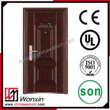 2016 China Single Main Door Design Steel Security Iron Door