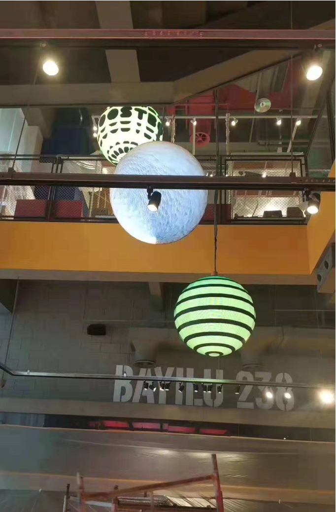 Ball Led Display