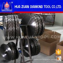 Lâminas de serra de diamante de alta qualidade 250mm-3500mm para corte de pedra