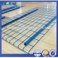 Decking galvanizado de la malla de alambre para el almacén