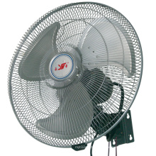 Ventilador de parede metálico com remotas e homologações CB / Ce
