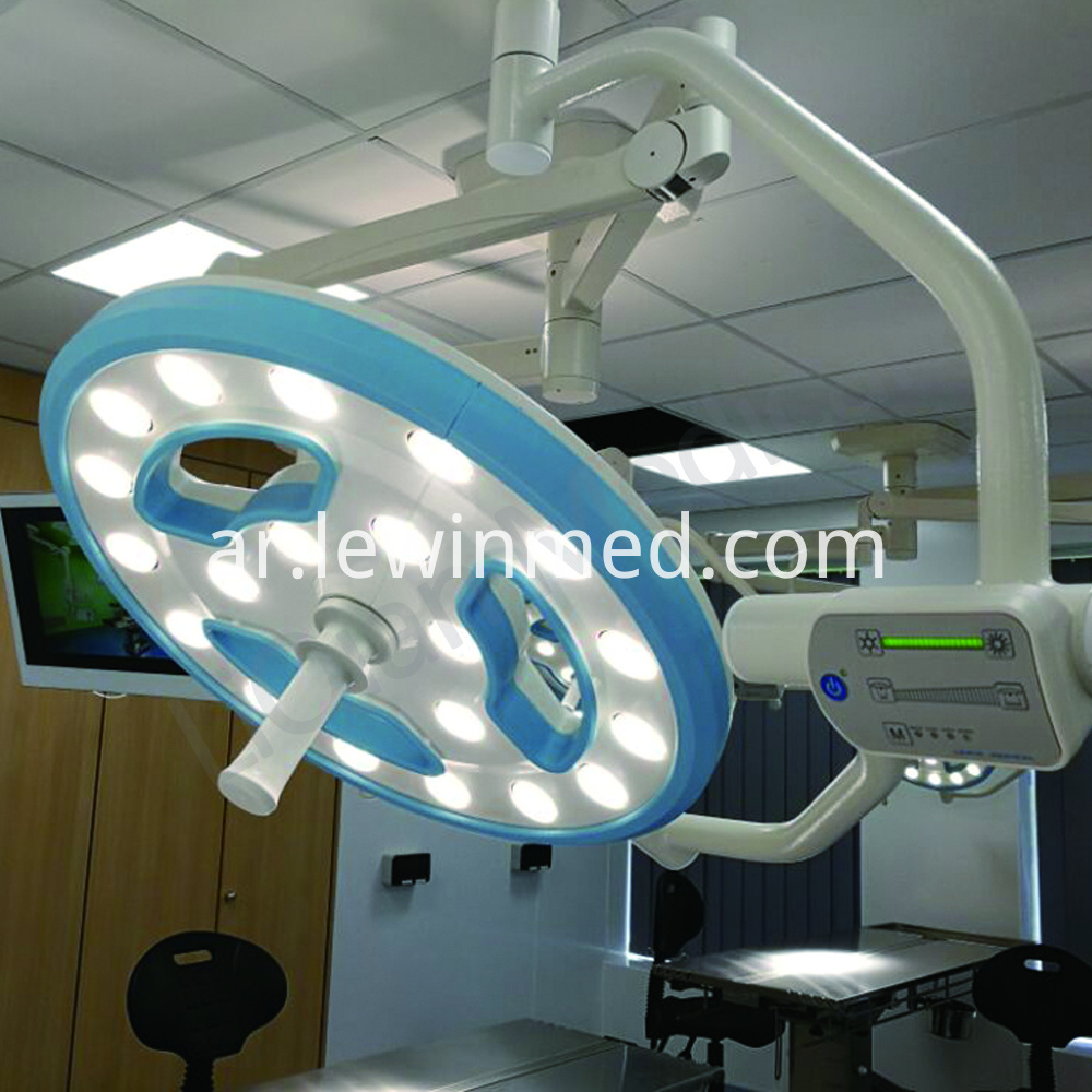 Ceiling Mounted Led Surgical Light