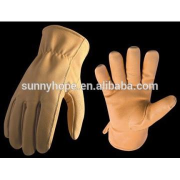 Sunnyhope dubai importadores de luvas de trabalho de segurança de couro baratos