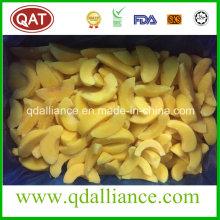 IQF Frozen Sliced Yellow Peach