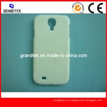 Shell del teléfono duro de la sublimación 3D para la caja de Samsung Galaxy S4