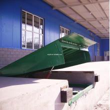 Laderampe Überladebrücke / Lager hydraulische Überladebrücke