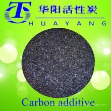 Carbono aditivo granular de 5-8mm