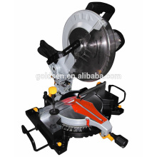 Latest 305mm 1800w Low Noise Long Life Induction Motor Compound Miter Saw Electric Power Aluminum Cutting Machine