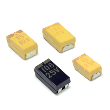 D Case (7343) SMD Tantalum Capacitor