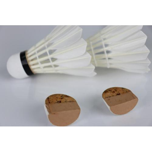 Cigu Duck Camel Back Cork Bulb Head Badminton