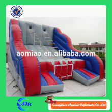 Zoo park print kids Inflatable obstacle for sale