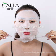 Whitening firming up nonwoven beauty facial mask