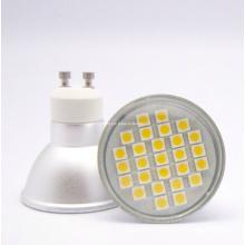 5050 27PCS 4W GU10 AC85-265V/12V LED Spotlight