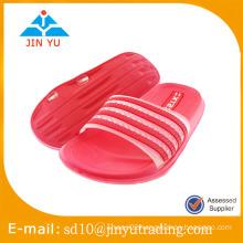 2016 elegance pvc air blowing slipper sandal sandalia