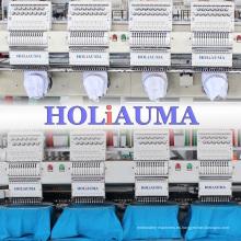 Operación computarizada Multi cabezas bordado máquina cabeza 4 en venta