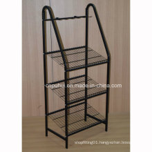 3 Tiers Metal Belt Display Stand (PHY3018)