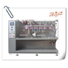 2015 neue einzigartige horizontale kleine Milch Verpackungsmaschine Ah-S180t