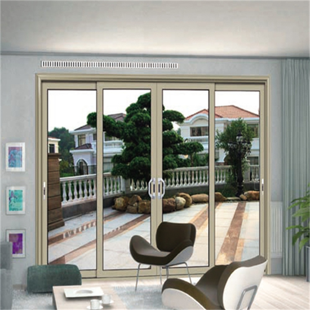 Lift and Sliding Door Anti-Ultraviolet