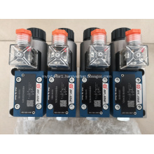 Hydraulic directional control electromagnetic valve for FUWA