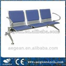 AG-TWC002 Hospital 3-seater waiting room furniture