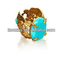 Braceletes pulseira turquesa bracelete bracelete jóias pulseira