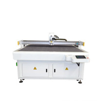 Corrugated cardboard box sample making machine with good quality