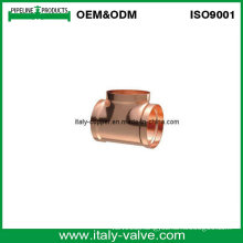 Forged Copper Pipe Equal Tee (AV8051)